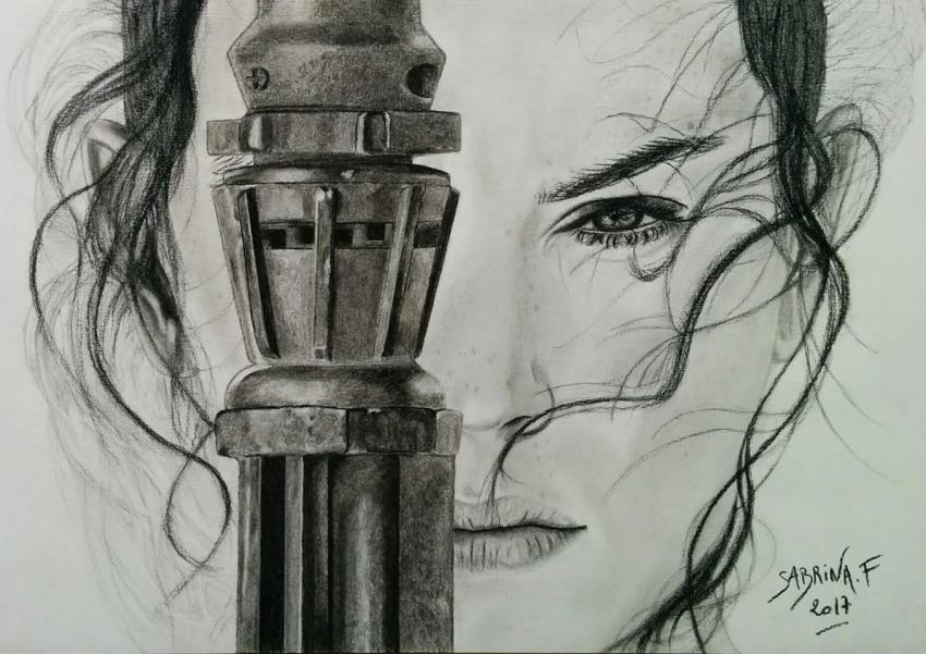 Daisy Ridley by SabrinaF